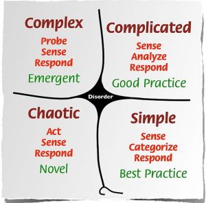 The Cynefin Framework